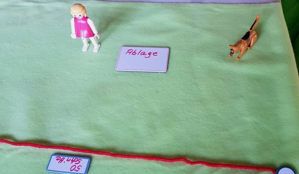 Begleithundeprüfung mit Playmobil